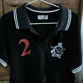 Polo shirt Zara
