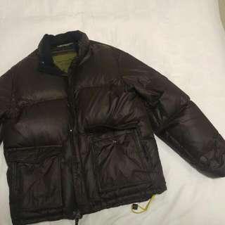 Down Filled Men's Winter Coat