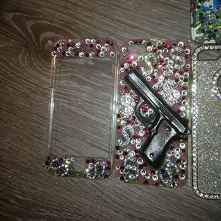 Iphone 5 Bling 3d Case