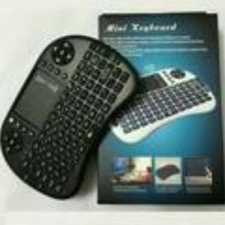 Rii Mini i8 2.4G Wireless Keyboard with Touchpad for Android box