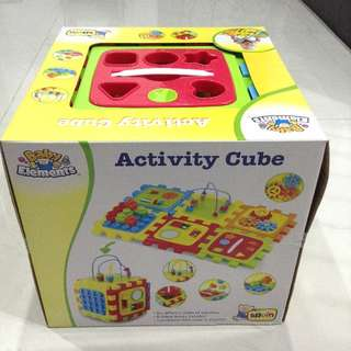 BN Baby Elements, Activity Cube
