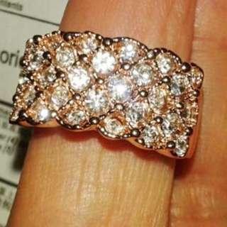 NEW Ring- Bridal Wedding size 7