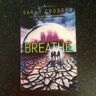 Breathe Novel