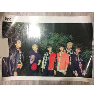 VIXX Chained Up Poster