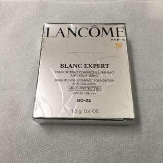 (全新未使用)Lancôme 蘭蔻 激光煥白嫩粉餅 BO-02