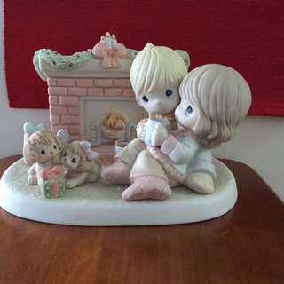 Precious Moments Figurine Limited Edition