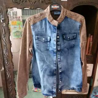 Denim Jacket Kekinian