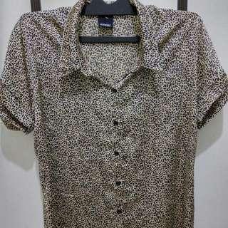 Satin Shirt - Cool Teen