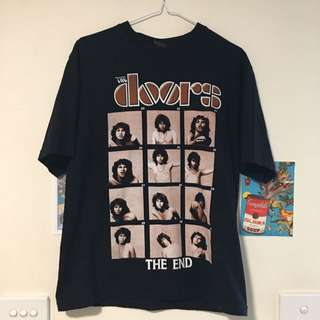 Vintage Band Tee /// The Doors