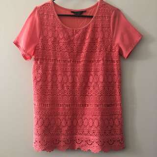 Newlook Crochet Top