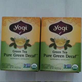 Decaf Pure Green Tea