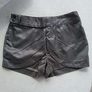 Folded and Hung Premium Shorts