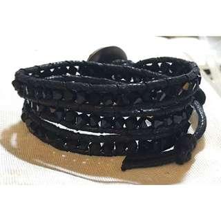 Carl Handmade Wrap Bracelet