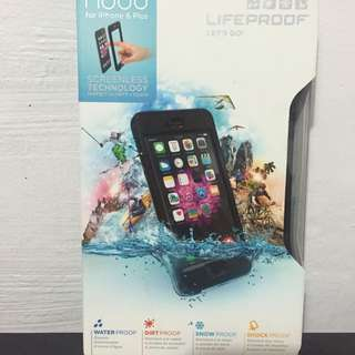 Lifeproof Nuud 6 Plus