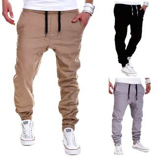 Jogger Pants ! - PLUS size and NORMAL sizes ( both mens and womens! )