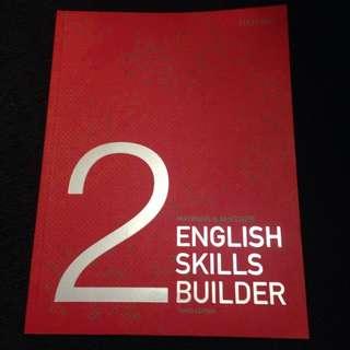 English Skills Builder Work Book