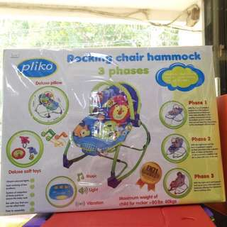 Pliko Rocking Chair Hammock