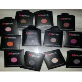 MORPHE Standard Individual Eye Shadows Assorted Shades $5 EACH BRAND NEW