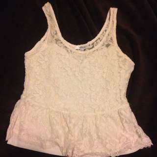 ValleyGirl Lace Top