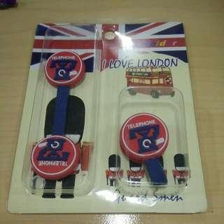 Cord Holder - British Telephone