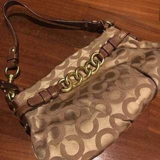 Pre-loved Coach Handbag 8/10