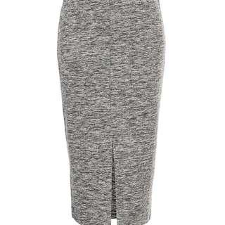 Sports girl Size S Grey Midi Skirt
