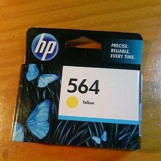 HP Ink Cartridge 564 Yellow