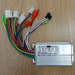 Electric Scooter Controller Hi Power 36V/48v 20A 420W