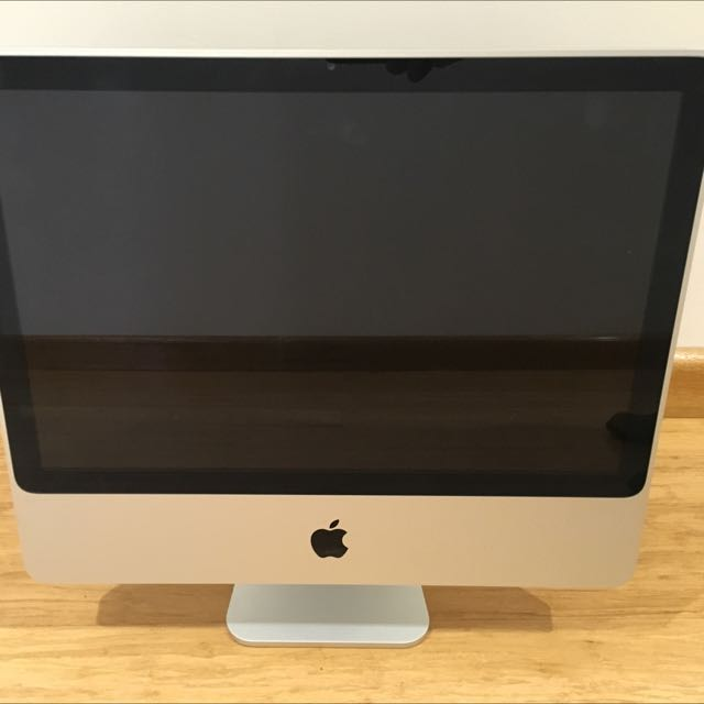 2008 Apple iMac - suitable for spare parts only!