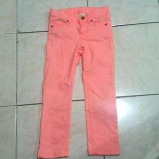 H&M L.O.G.G. Colored Pants
