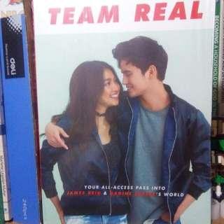 Team Real Book Jadine