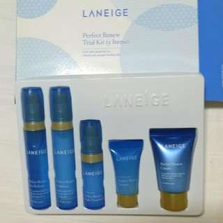 LANEIGE Perfect Renew Trial Kit(5 items)