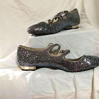 TopShop Glittery Shoes