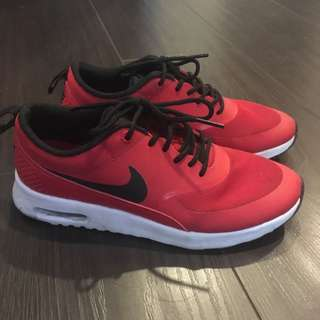 Red Air Max Thea - Size 6