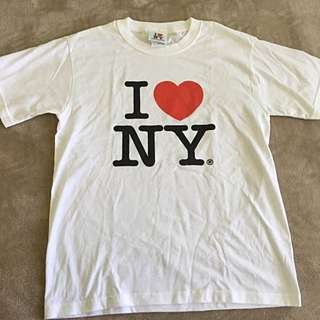 I Heart New York Licensed T-Shirt
