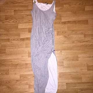 Lori Dress With Zipper Slit