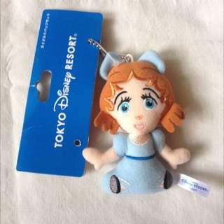 Wendy Keychain Disneyland Tokyo