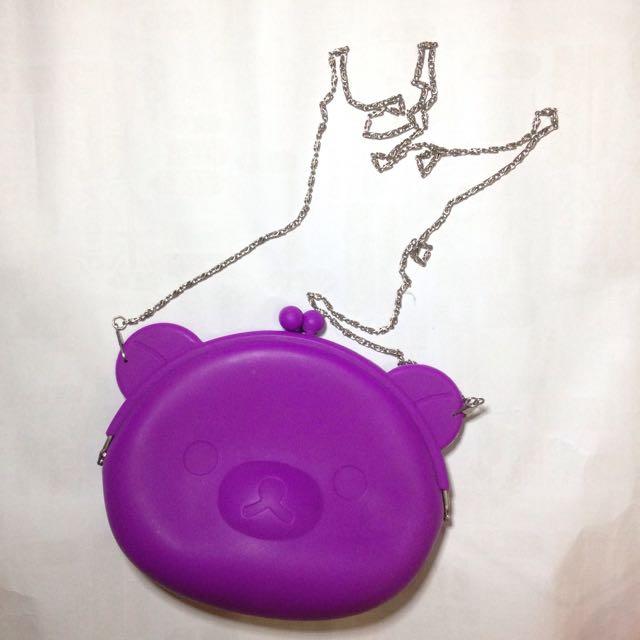🎀 Jelly Sling Bag 🎀
