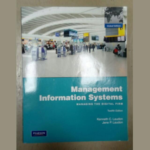 資訊管理 Management Information Systems