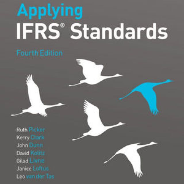Applying IFRS Standards (Fourth Edition)