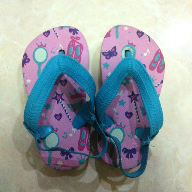 Baby Flip Flop - Pink