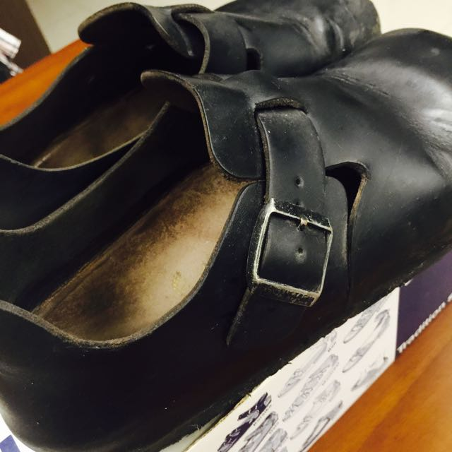 Birkenstock 40號 勃肯包鞋