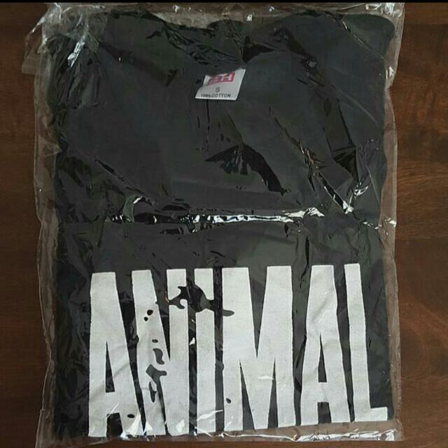 Brand NEW Gym Animal Shirt