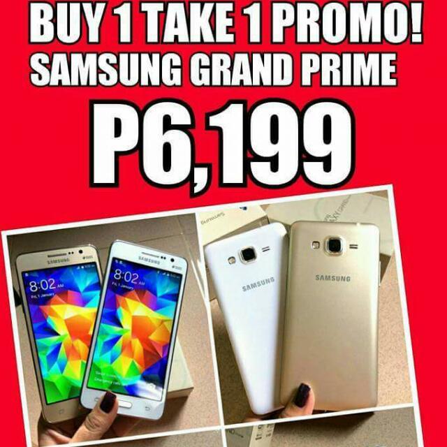 Buy 1 Take 1 (Grand Prime)