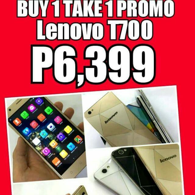 Buy 1 Take 1 (Lenovo T700)