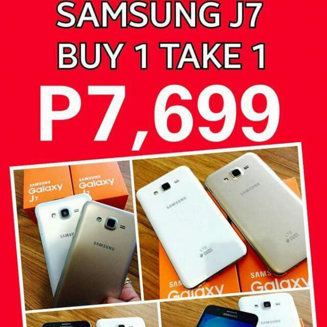 Buy 1 Take 1 (Samsung J7)