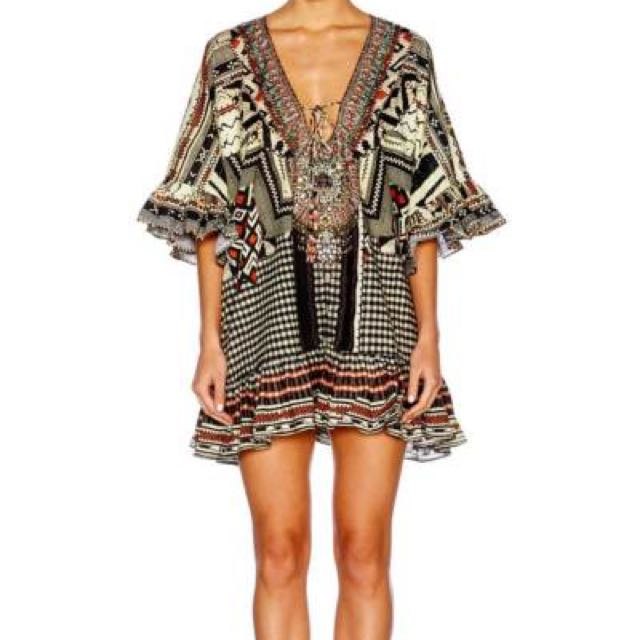 Camilla Franks Threaded Spell Dress