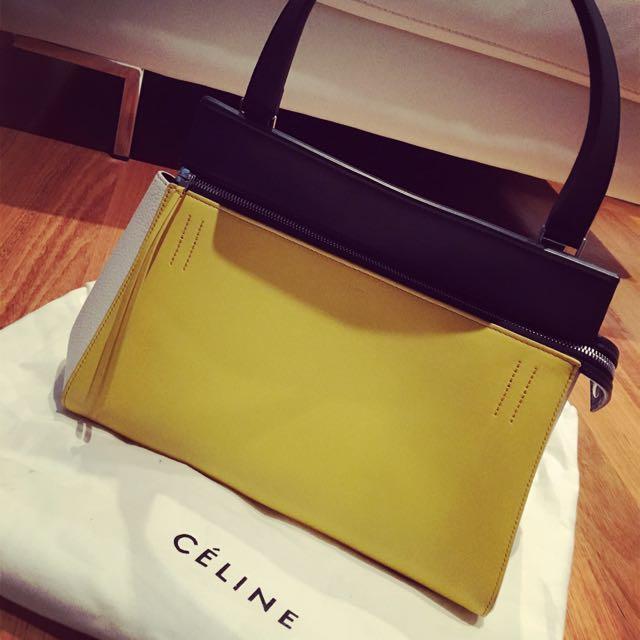 final reduceCeline Tri-colour Bag