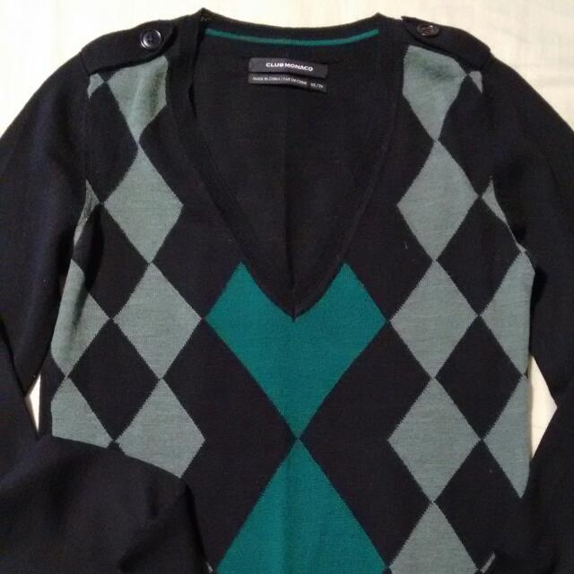 Club Monaco Wool Sweater