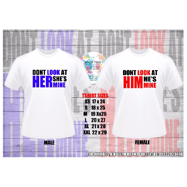 c057701653 Couple T-Shirt, Online Shop & Preorder, Preorder Men's Fashion on ...